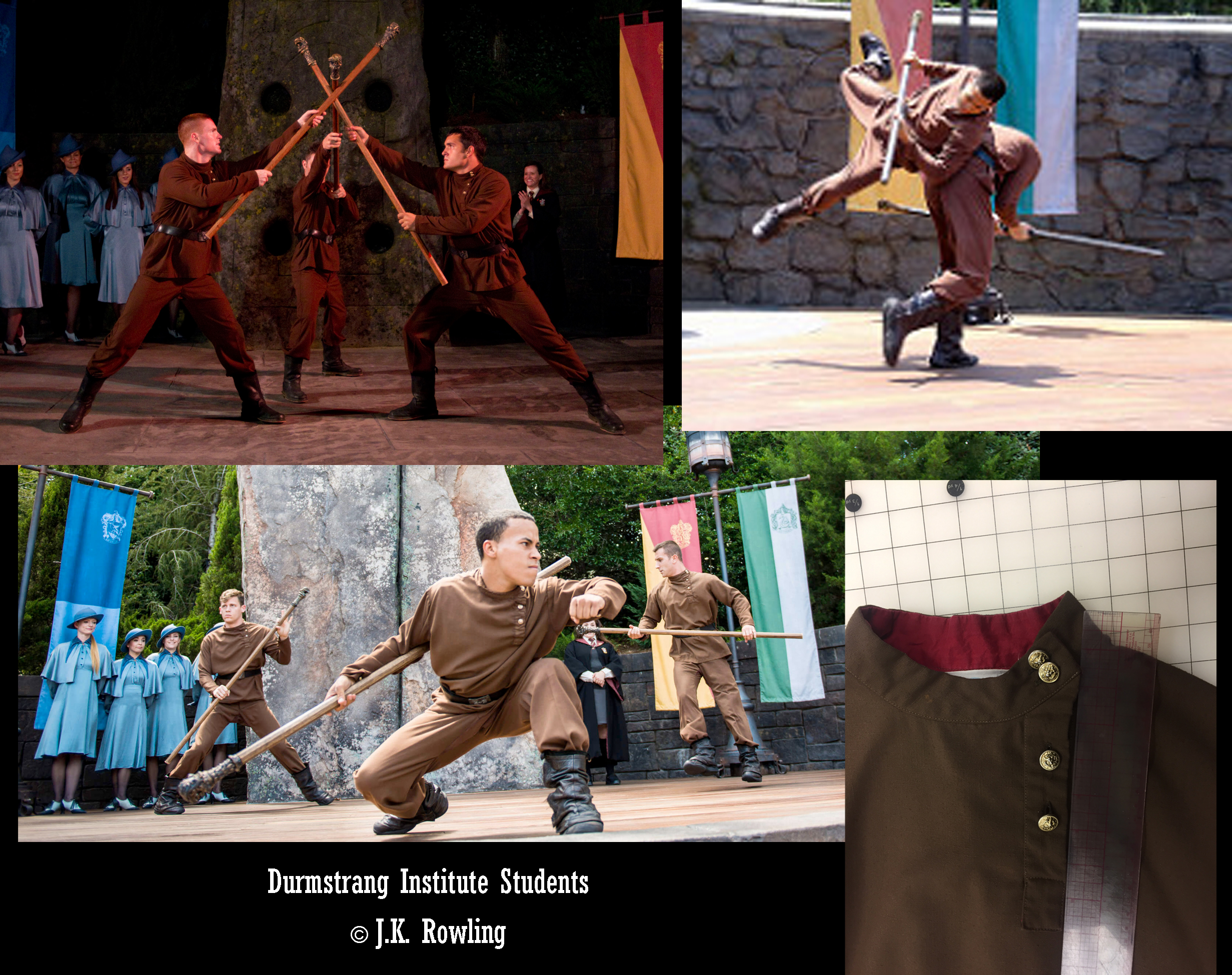 Universal Studios Durmstrang Institute Costume Co Op Дурмстранг) was one of the three largest wizarding schools in europe (the other two being hogwarts and beauxbatons). costume co op