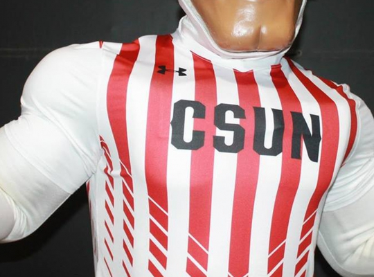 CSUN: Matty the Matador (Muscle Suit)