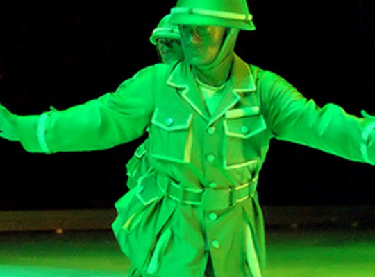 Disney On Ice: Green Army Men