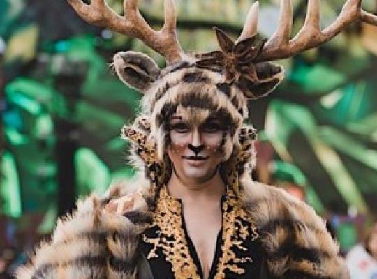 Jägermeister: 2016 Electric Daisy Carnival