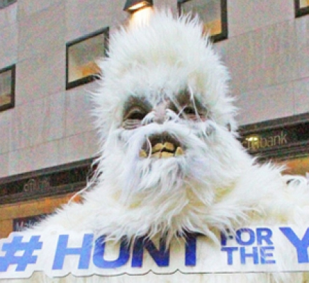 Travel Channel: Hunt for the Yeti