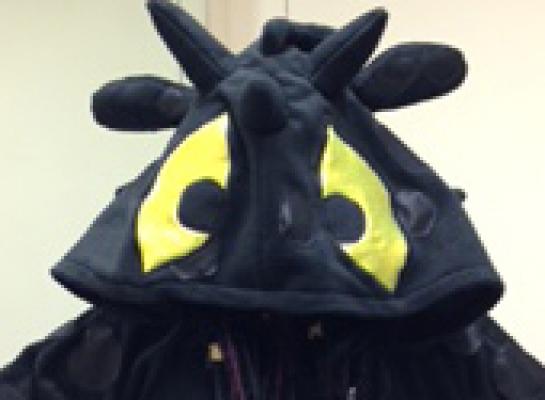 Japanese Monster Costume