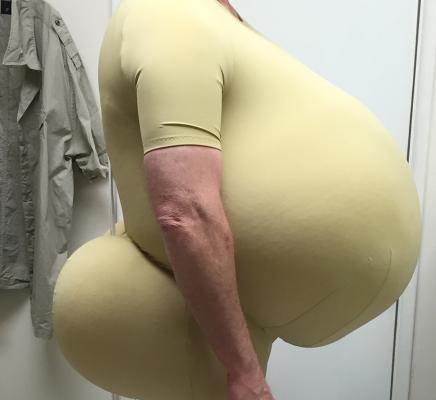 Fat Clown Body Pad