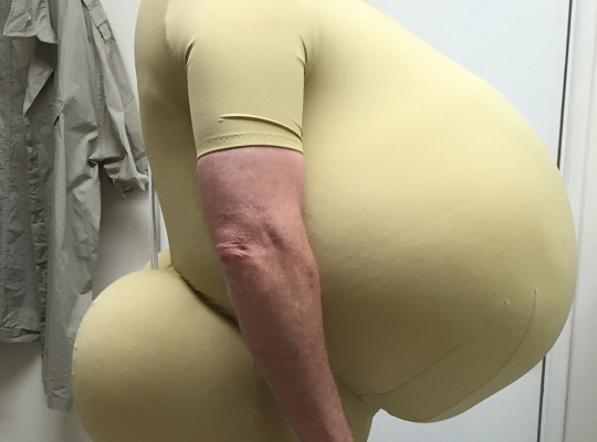 Fat Clown: Body Pad