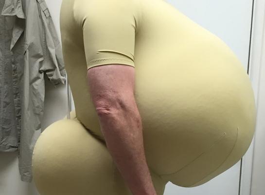 Fat Clown: Body Pad