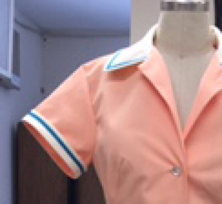A Most Peculiar Man: Waitress Dress