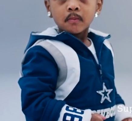 NFL Super Bowl Baby Commercial