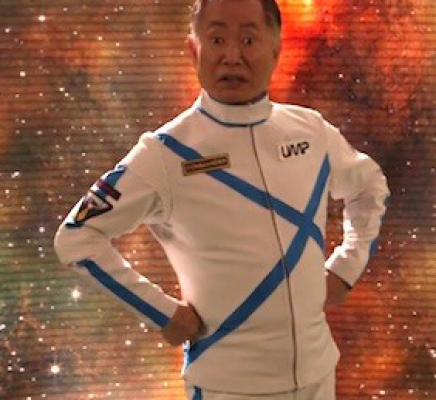 Other Space: George Takei
